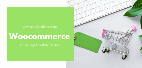 Why you Should be Using Woocommerce for Selling ANYTHING Online